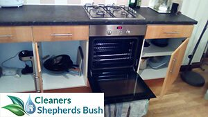 tenancy clean shepherds bush